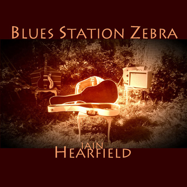 'Blues Station Zebra' by Iain Hearfield
