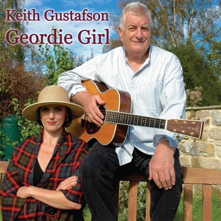 'Geordie Girl' by Keith Gustafson