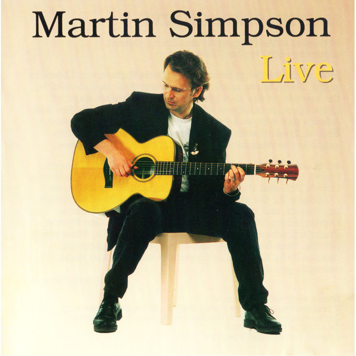 'Live' by Martin Simpson