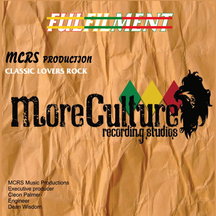 'Fulfilment' by More Culture