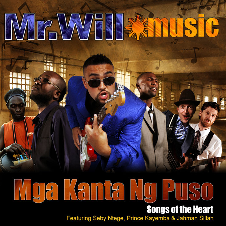 'Mga Kanta Ng Puso' by Mr Will Music