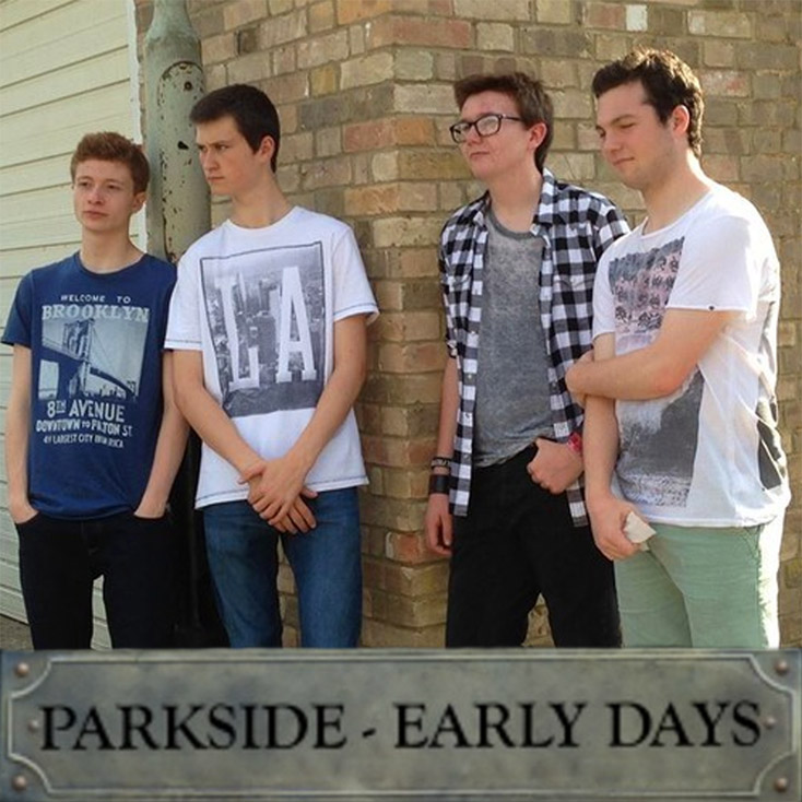 'Early Days EP' by Parkside