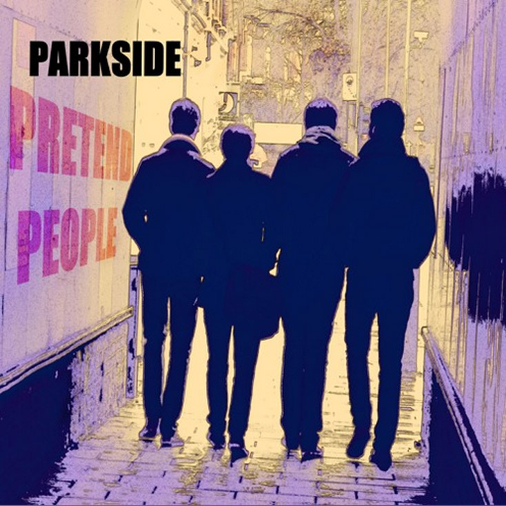 'Pretend People EP' by Parkside