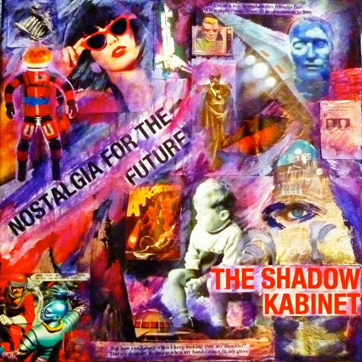 'Nostalgia For The Future' by Shadow Kabinet