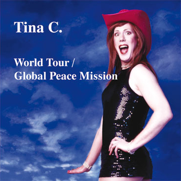 'World Tour : Global Peace Mission' by Tina C
