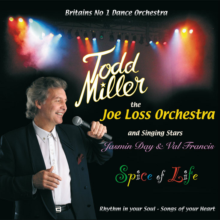 'Spice Of Life' by Todd Miller & the Joe Loss Orchestra